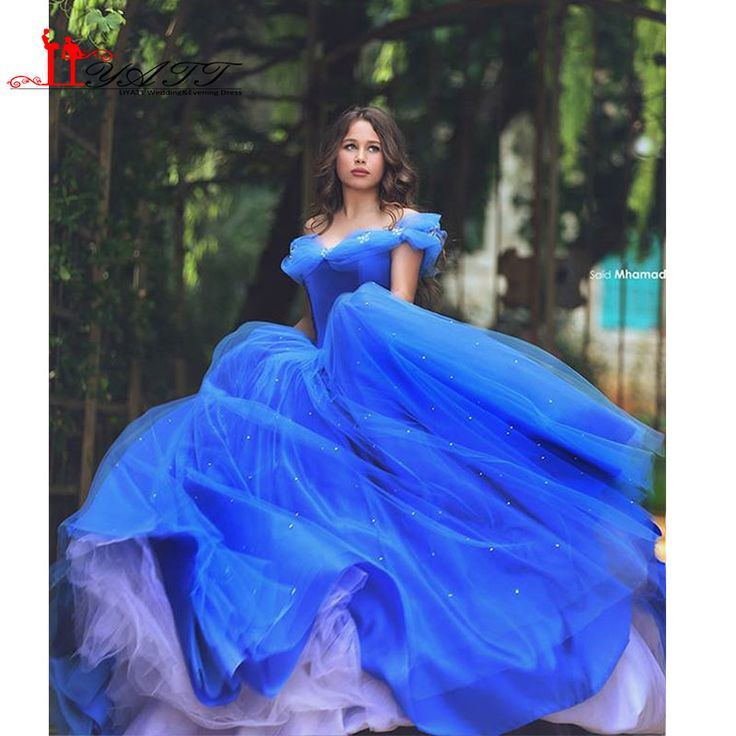 Find More Quinceanera Dresses Information about Amazing Royal Blue Organza Ball Gown Quinceanera Dresses 2016 Classic Cinderella Prom Party Gowns Custom Made Dress For 15 Years,High Quality dress bell,China dress right dress Suppliers, Cheap dress raincoat from S. Dream Dreses Co,Ltd on Aliexpress.com
