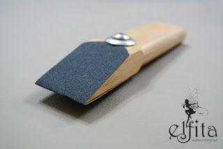 ELFITA: Leather Sander