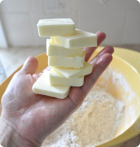 Paula's perfect pie crust recipe