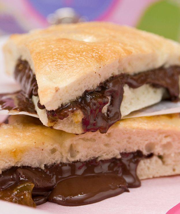 Τάρτα με ζαχαρούχο και σοκολάτα   Στέλιος Παρλιάρος