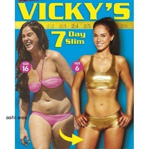 Vicky Pattison s 7 Day Slim Geordie Shore Weight Loss Fitness New DVD Workout  http://www.ebay.co.uk/itm/321664985832?ssPageName=STRK:MESELX:IT&_trksid=p3984.m1555.l2649