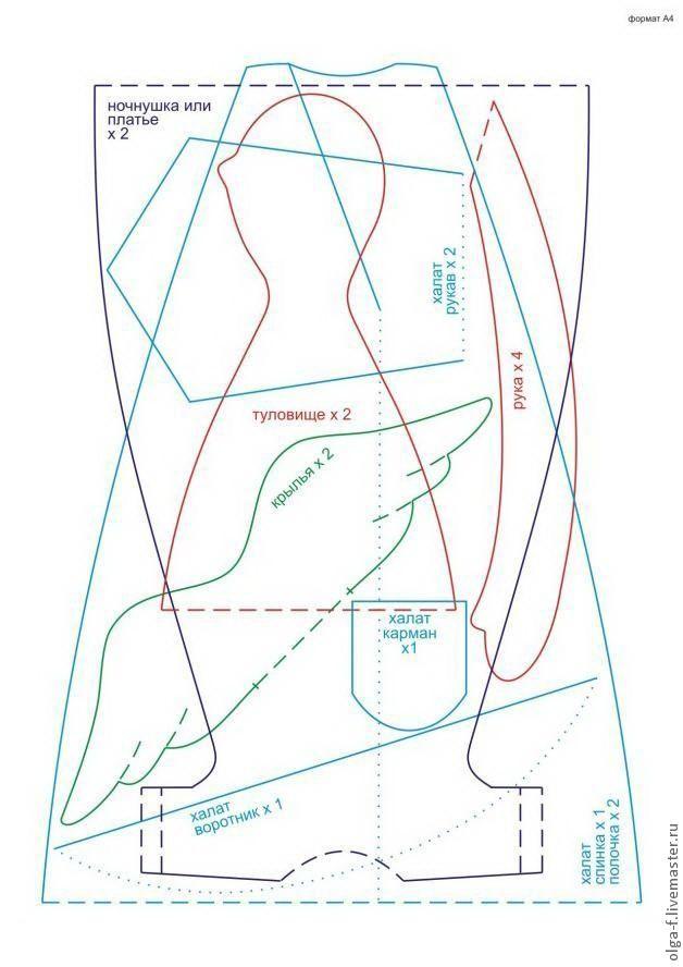 МК Хранительница ватных палочек и дисков - Ярмарка Мастеров - ручная работа, handmade
