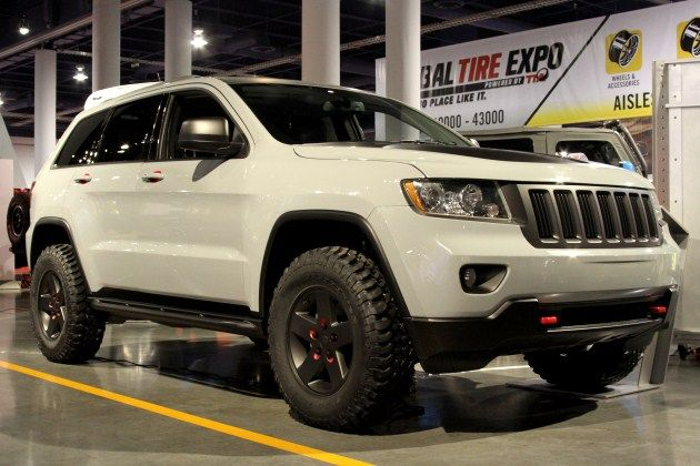 Jeep Grand Cherokee Off-Road Edition