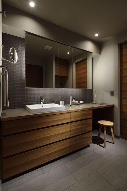 Best 25 Brown Bathroom Furniture Ideas On Pinterest  Room Color New Design Bathroom Furniture 2018