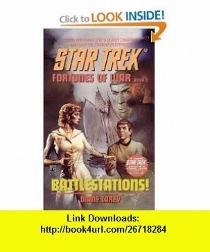 Battlestations! (Star Trek, No 31) (9780671038588) Diane Carey , ISBN-10: 0671038583  , ISBN-13: 978-0671038588 ,  , tutorials , pdf , ebook , torrent , downloads , rapidshare , filesonic , hotfile , megaupload , fileserve