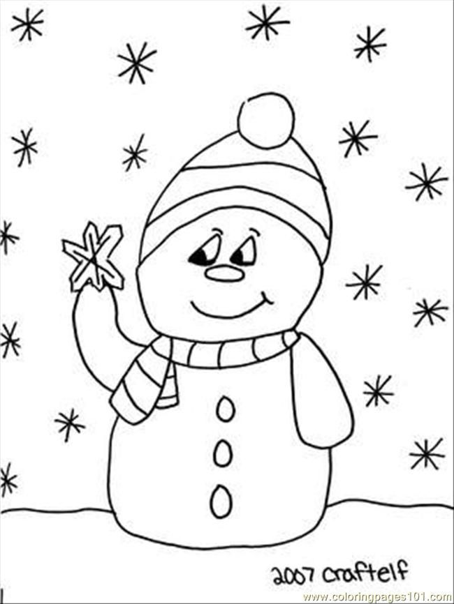 Disney Christmas | Coloring Pages Disney Christmas 5 (Cartoons > Disney Christmas ...