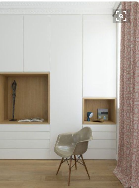 White Interiors Dressing Rooms Kid Bedrooms Bedroom Designs Salons Cabinet Decor Ideas Closet Living Room