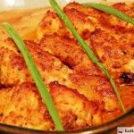 Pałki kurczaka pieczone w zalewie miodowo-musztardowej