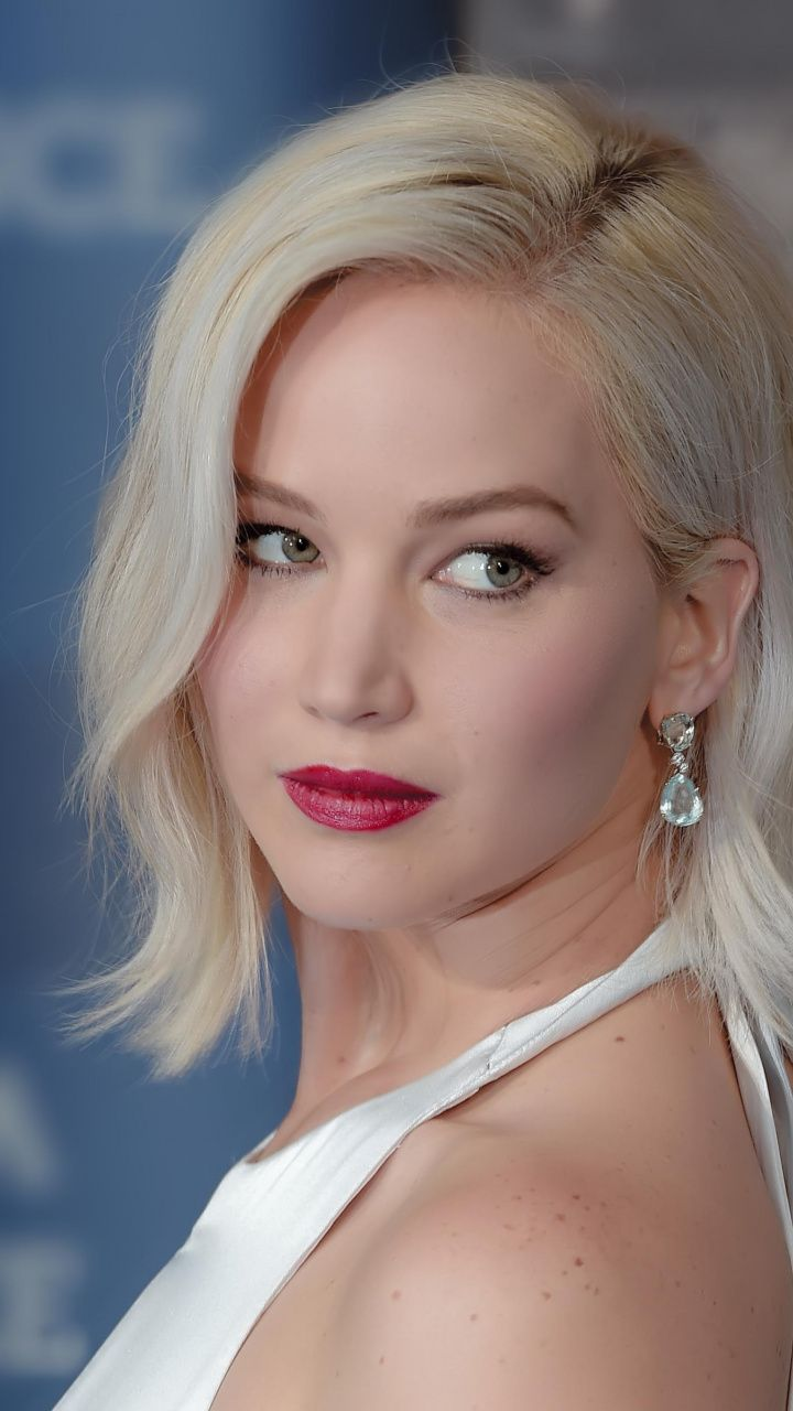 Jennifer Lawrence on What to Do Now That Donald Trump Is