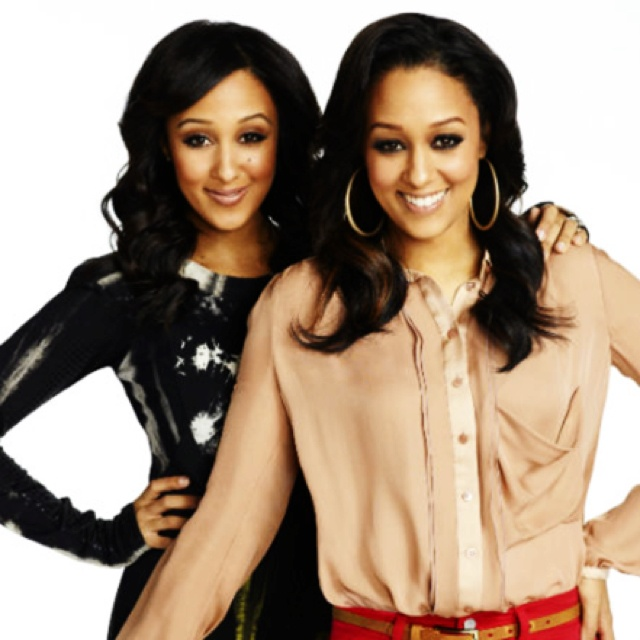 Black Celebrity Twins Besides Tia & Tamera | My favorite ...