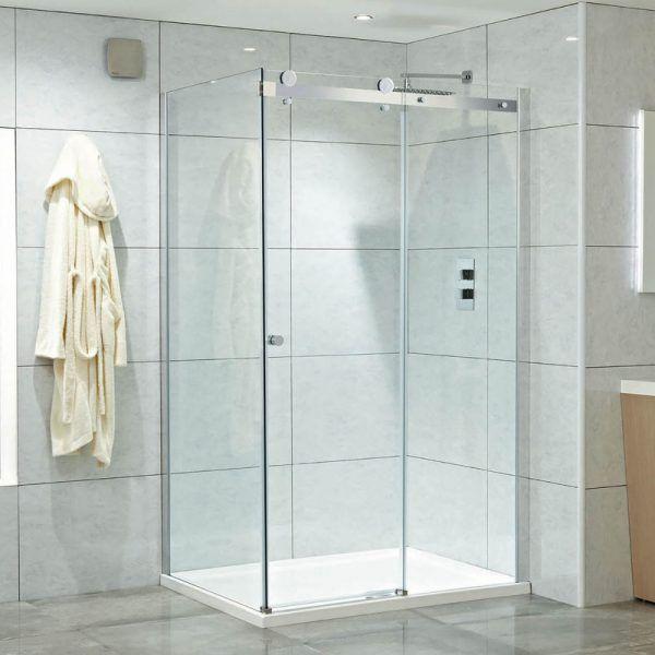 Collection Corner Frameless Single Sliding Door Shower Enclosures 24 Popular Collection Corner Shower Doors Glass Glas Single Doors
