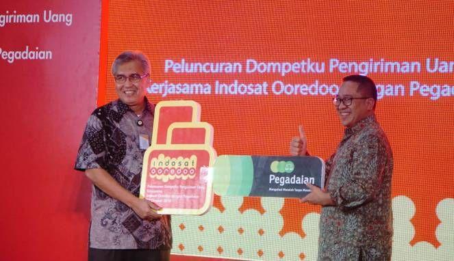 Gaet Pegadaian, Indosat Perluas Pengiriman Uang ke Pedesaan