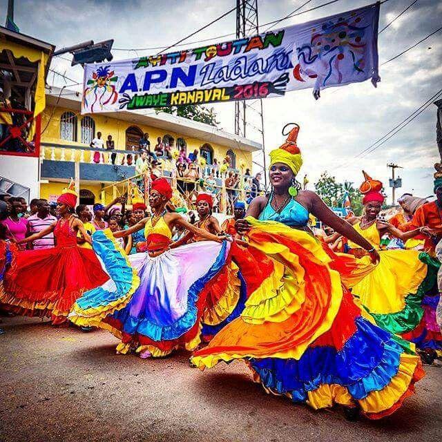 2016 Carnavals In Haiti Jacmel