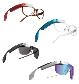 Designer Google Glass Available Now