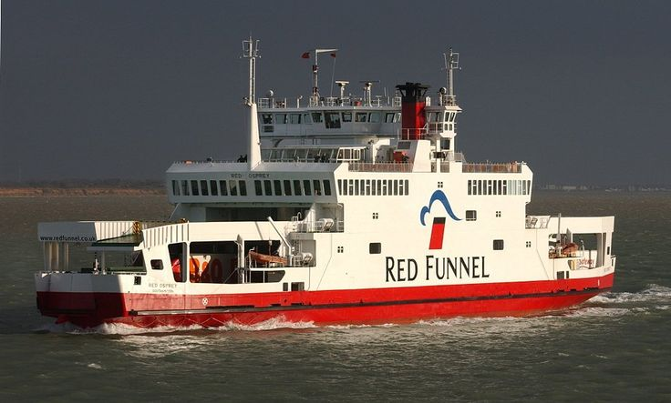 Isle of Wight Ferry, Ferry to Isle of Wight | Red Funnel Isle of Wight Ferries