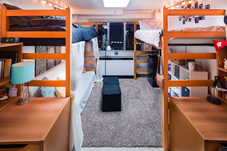 Wayne State Dorm Rooms