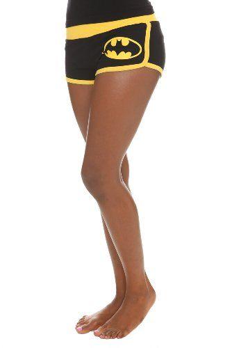 Batman Booty Shorts - I need these!