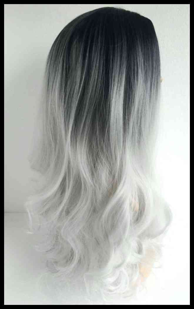 Black Hair Color Ideas 2017 Good And White For Colours Hair Desing Hair Color For Black Hair Grey Ombre Hair White Ombre Hair