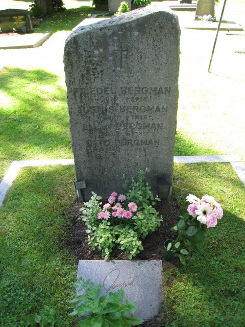 """Ingrid Bergman 