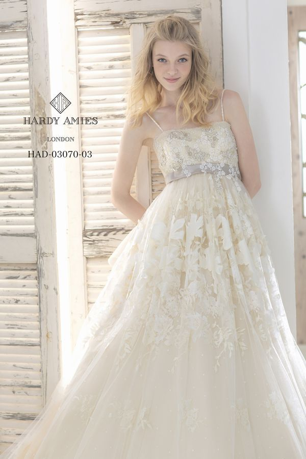 HARDY AMIES (NW-075)|HARDY AMIESドレス|岐阜・名古屋の貸衣裳・ドレスレンタル ウェディングプラザ二幸