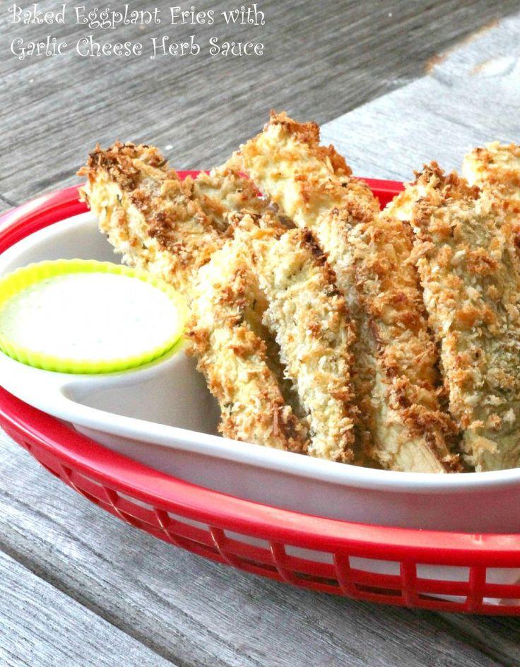 25+ bästa Baked eggplant fries idéerna på Pinterest ...