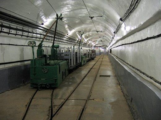 """Maginot Line. """"The Maginot Line was a collection of underground defensive forts built along the boarder of France and designed to keep the Germans out. """""""