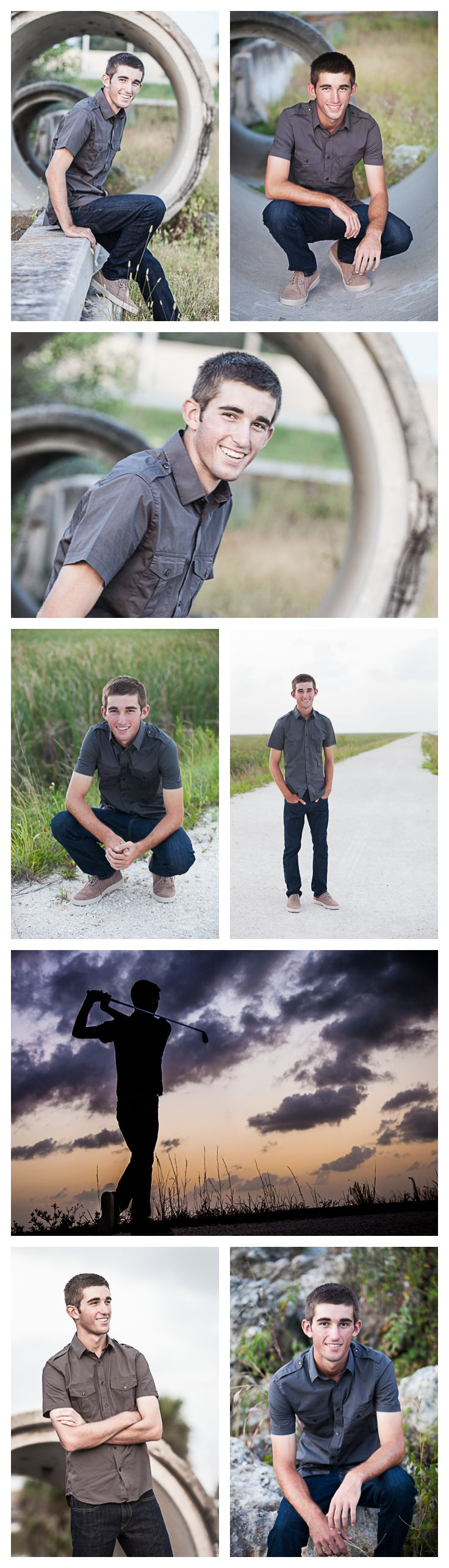 South Florida High School Senior Photography