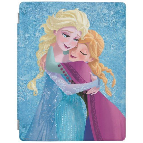 Anna and Elsa Hugging iPad Cover  Princess  Elsa and Anna Products from Disney Frozen  https://www.artdecoportrait.com/product/anna-and-elsa-hugging-ipad-cover/  #frozen #disney #Elsa #Anna #SnowQueen #disneyprincess #gift #birthday #princess   More cool Disney Princess Gifts Ideas at www.artdecoportrait.com/shop