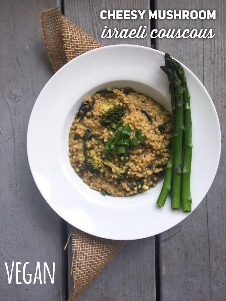 Your new favorite dinner! #vegan #couscous #veganblog #vegandinners #easy #simple #delicious