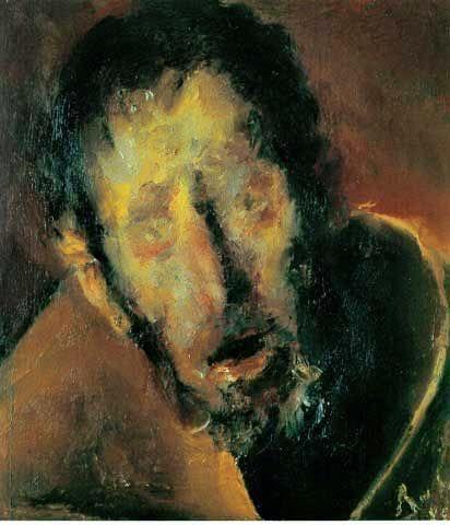 Corneliu Baba - Cécité, 1986