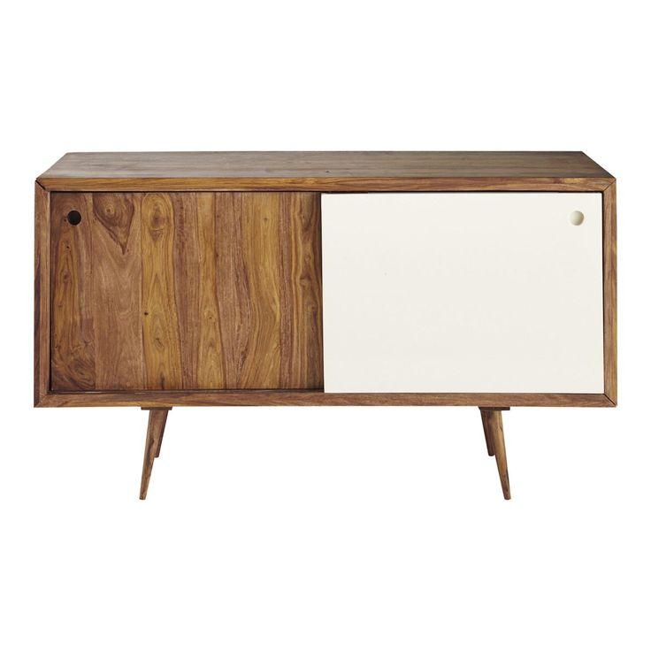 Credenza vintage in legno di sheesham L 140 cm Andersen