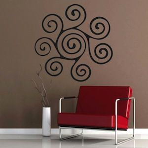 157 best Floral Wall Decals images on Pinterest Floral wall