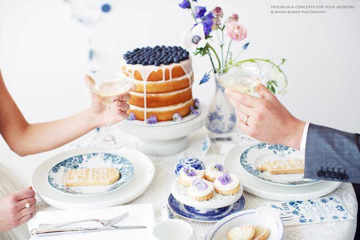 Delfts Blauw   Trouwlala - Alles voor jullie eigen unieke bruiloft