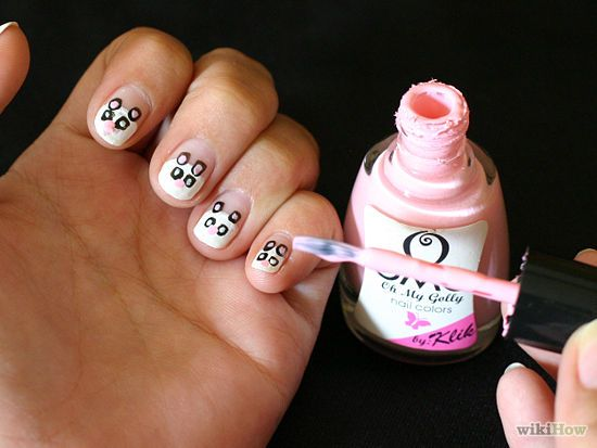 The 25 best panda nail art ideas on pinterest panda bear nails the 25 best panda nail art ideas on pinterest panda bear nails nail art tricks and easy nail art designs prinsesfo Image collections