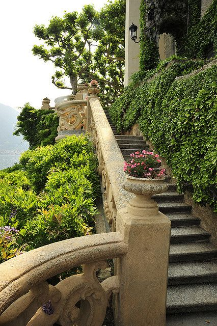 Villa del Balbianello, Lenno, Lake Como, Italy