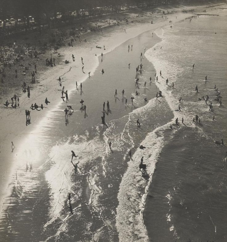 Manly 1939, Max Dupain