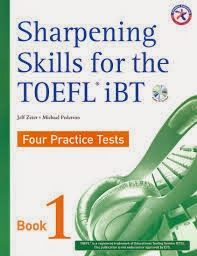 Sharpening Skills for the TOEFL iBT Free Download