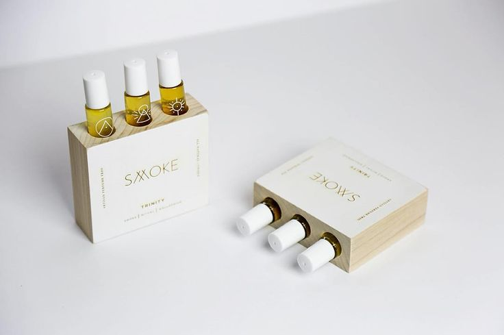 Last few hours to save 25% online with code SHOPHANDMADE! Pictured here is the newly launched Trinity Perfume Trio  #cybermonday by smokeperfume