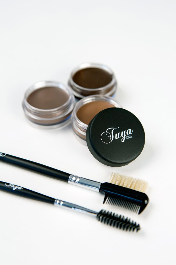 Tuya Cosmetics range of eyebrow correctors and brushes will get your eyebrows in shape and on point!