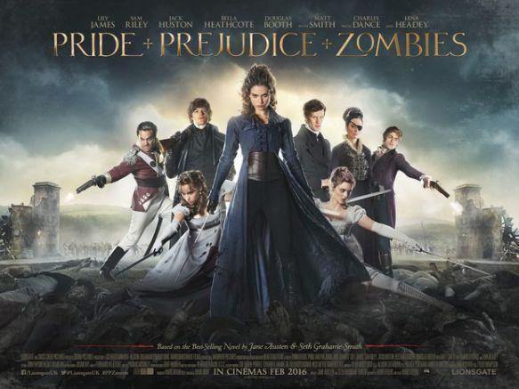 Clip+e+interviste+ai+protagonisti+di+Pride+and+Prejudice+and+Zombies