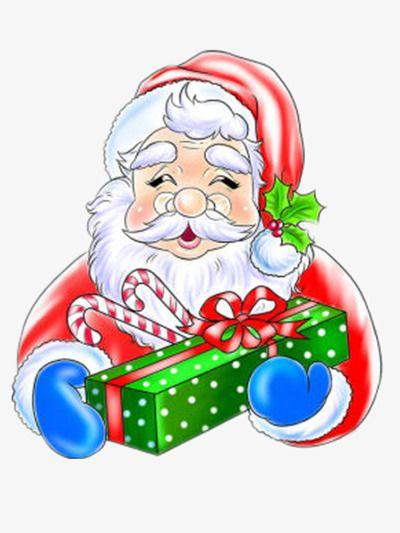 Papai Noel Colorido Desenhos De Natal Coloridos Desenho De