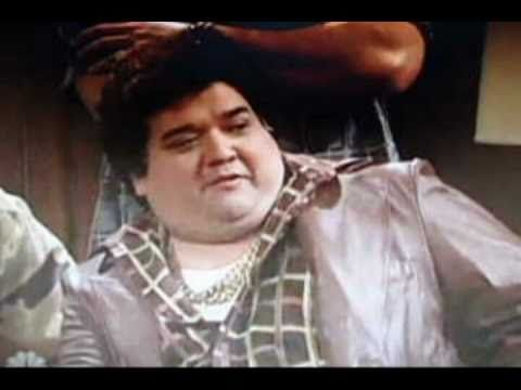 Horatio Sanz playing an Italian gangster/ Undercover cop!!!!