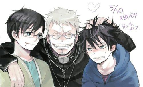 Yukio || Shiro || Rin