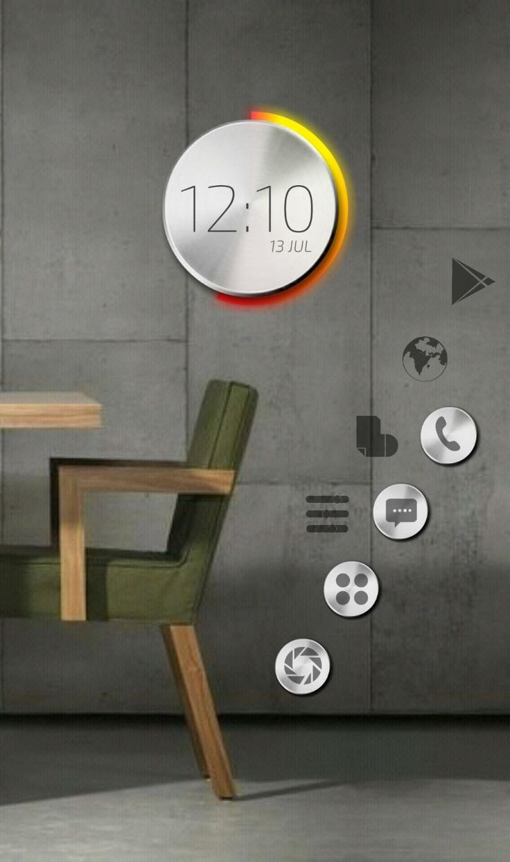 [Homepack Buzz] Check out this awesome homescreen! Rais Khairi | Buzzing Without Sounds ^ 소리없이 윙윙 Simple Modern Living.. 간단한 현대 생활 ..