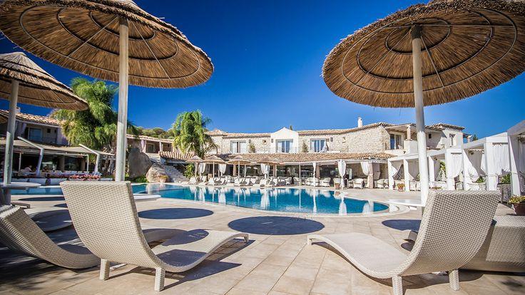 Hôtel Sardaigne - Pension complète 10 jours 2250 €