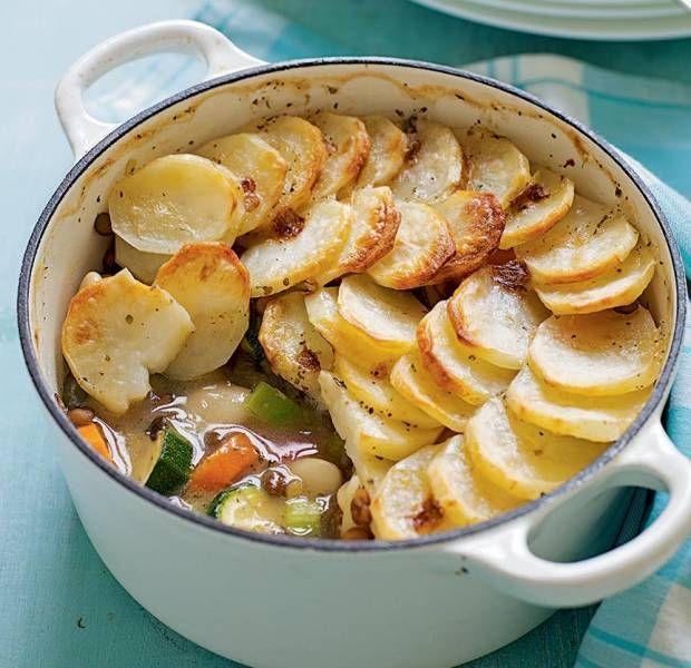 Vegetable Hotpot Recipe Recipes Asda Recipes Healthy Recipes