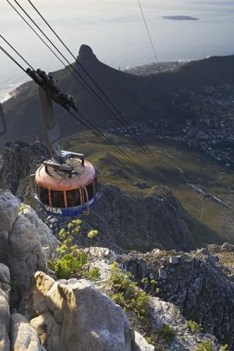 A trip to Cape Town is not complete without going up Table Mountain and the Table Mountain Cable Car is still the quickest and easiest way of doing so.