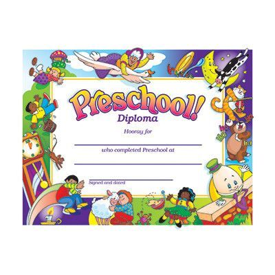 18 best graduation certificates images on Pinterest Graduation - new preschool certificate templates free