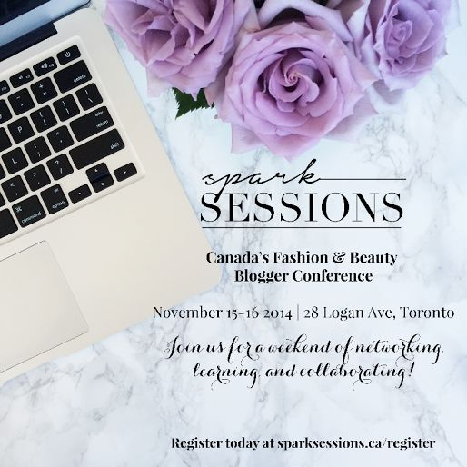Want to know about @SPARKSESSIONS? Check out my experience at 2014 event!: http://www.thepurplescarf.ca/2014/11/event-sparks-ignited-at-spark-sessions.html #fashion #beauty #sparksession #bloggerlove #toronto #thepurplescarf #melanieps