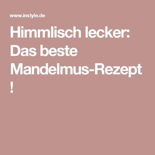 Himmlisch lecker: Das beste Mandelmus-Rezept!